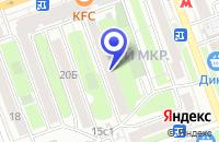 Схема проезда до компании ТФ M-LINK в Москве