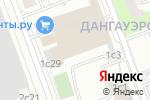 Схема проезда до компании ETGroup в Москве