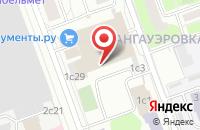 Схема проезда до компании Чудо Аквариум в Москве