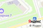 Схема проезда до компании Textronic.ru в Москве