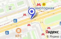 Схема проезда до компании БЕКАС СЕРВИС в Москве