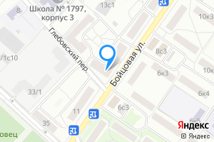 Комната в Москве Бойцовая ул., 13к1