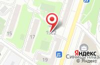 Схема проезда до компании Складская Техника и Транспортные Системы в Москве