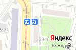 Схема проезда до компании Dream Swim в Москве