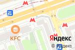 Схема проезда до компании Интим-магазин в Москве