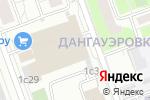 Схема проезда до компании Леон Групп в Москве