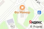Схема проезда до компании Дарко в Москве