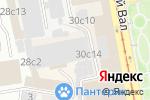 Схема проезда до компании Вариант Техно в Москве