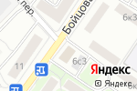 Схема проезда до компании MySchick в Москве