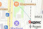 Схема проезда до компании Кристалл в Москве
