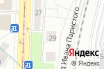 Схема проезда до компании УВД по Юго-Восточному административному округу в Москве