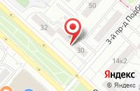 Схема проезда до компании Эко-Пресс в Москве