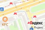 Схема проезда до компании Стиралка-авт в Москве