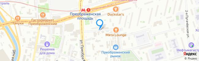 улица Черкизовская 3-я