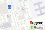 Схема проезда до компании Московское агентство реализации общественных проектов в Москве