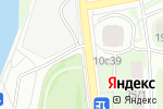 Схема проезда до компании Ковчег в Москве