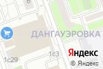 Схема проезда до компании Regard Dance в Москве