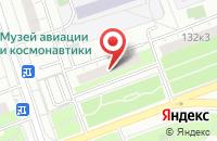 Схема проезда до компании Надежда-Трэвел в Москве