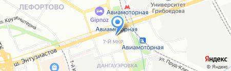 Детская музыкальная школа №91 на карте Москвы