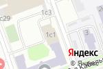Схема проезда до компании Профаккредагентство в Москве