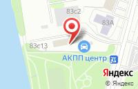 Схема проезда до компании Спецпромкомплект-1 в Москве