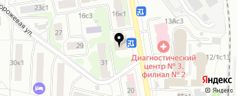 КИВИ КОЛОР на карте Москвы