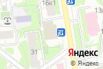 Схема проезда до компании Makita-vsem.ru в Москве