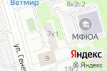 Схема проезда до компании Samka в Москве