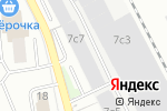 Схема проезда до компании Advertise.ru в Москве
