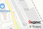 Схема проезда до компании My-pack в Москве