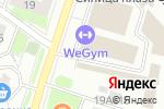 Схема проезда до компании Софтлайн в Москве