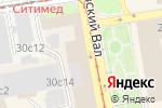 Схема проезда до компании Толстяк в Москве
