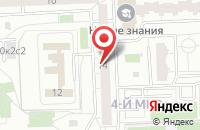Схема проезда до компании Медиа Стар/Media Star в Москве
