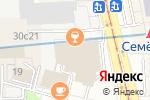 Схема проезда до компании БиЭмЭс в Москве