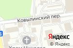 Схема проезда до компании X-raid.ru в Москве
