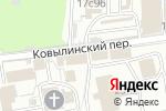 Схема проезда до компании B2CAR.RU в Москве