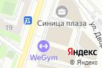Схема проезда до компании Ламартис в Москве
