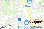 Схема проезда до компании IQ Lab Quest в Москве