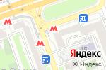 Схема проезда до компании Алмаз Групп Ломбард в Москве