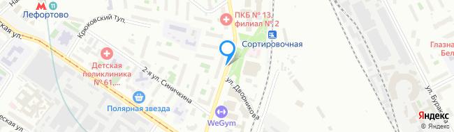 Юрьевский переулок