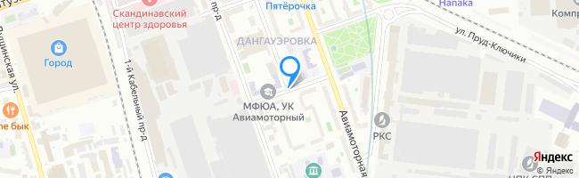 улица Кабельная 3-я