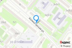 Комната в двухкомнатной квартире в Москве м. Бабушкинская, Холмогорская улица