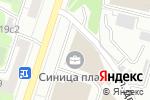 Схема проезда до компании Торговый совет Гонконга в Москве