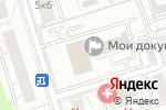Схема проезда до компании Гемлюкс в Москве