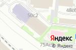 Схема проезда до компании Комфорт Строй Климат в Москве