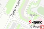 Схема проезда до компании Мельников и партнеры в Москве