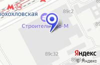 Схема проезда до компании ЗАВОД ЖЕЛЕЗОБЕТОННЫХ ИЗДЕЛИЙ ЗАВОД ЖБИ-6 в Москве