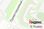 Схема проезда до компании Лакиона в Москве