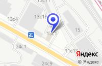Схема проезда до компании ПТФ ВЕНКОМ в Москве