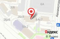 Схема проезда до компании Инвестиционно-Консалтинговая компания  в Москве